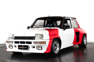 1984 RENAULT 5 TURBO 2 For Sale