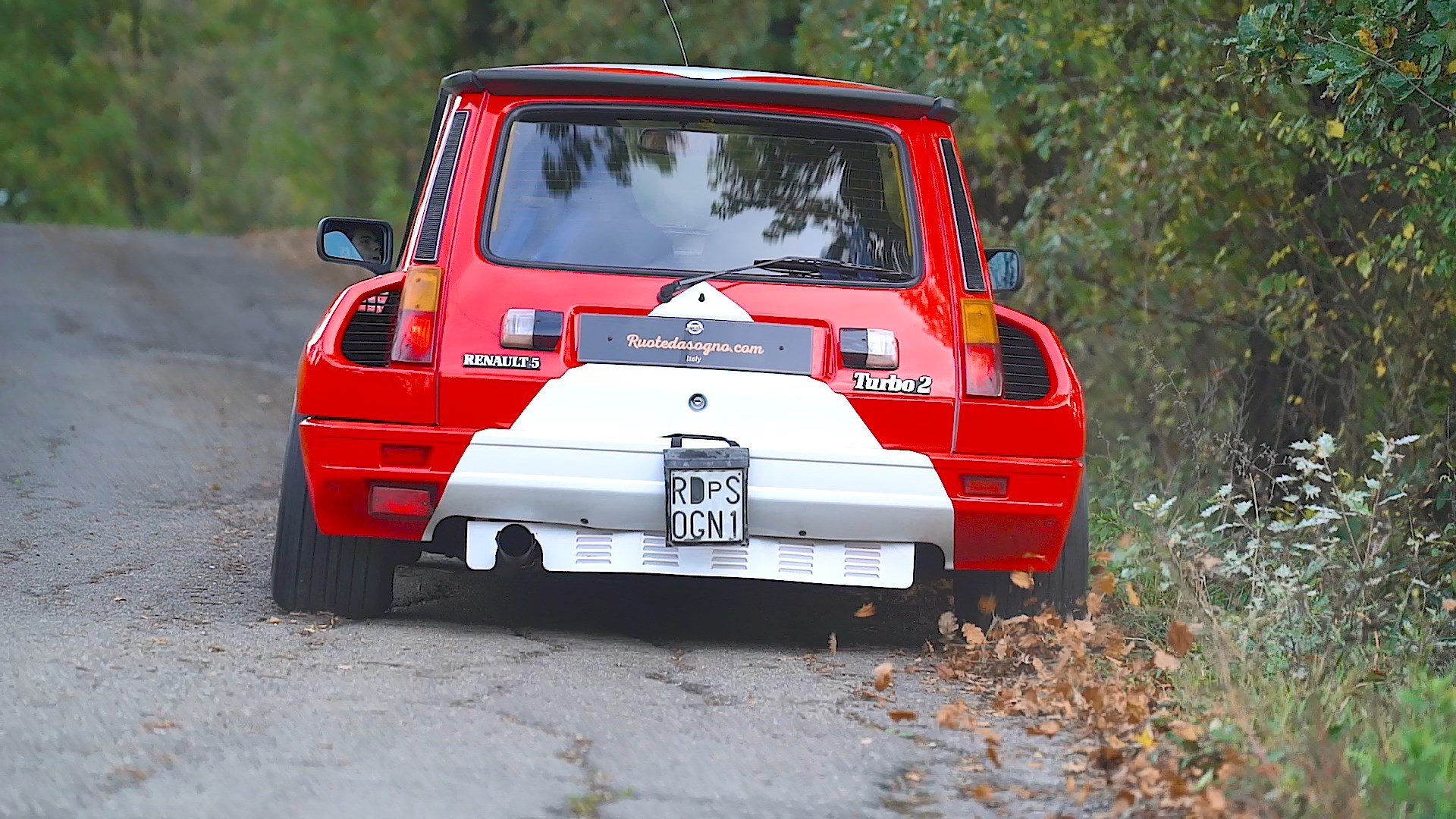 1984 RENAULT 5 TURBO 2 For Sale (picture 5 of 6)
