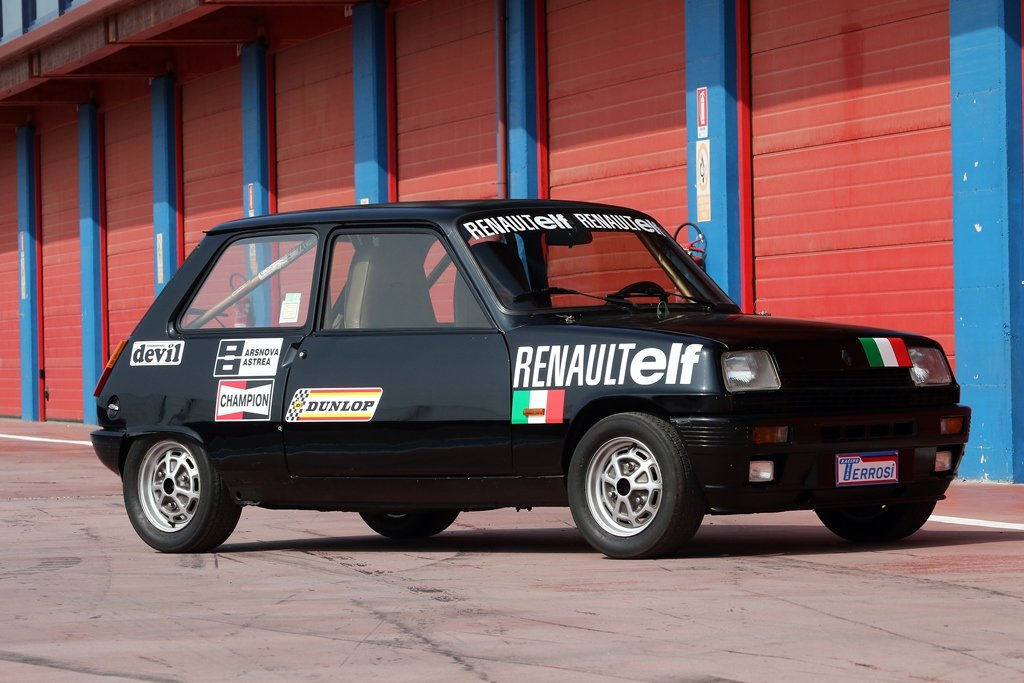 1977 Renault 5 Alpine Coppa (Coupe) For Sale (picture 1 of 6)