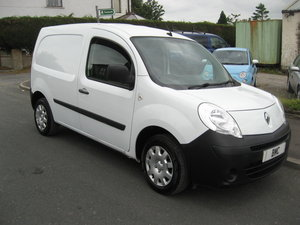 2011 11-reg Renault Kangoo 1.5dCi ML19 dCi 70 Van in white For Sale