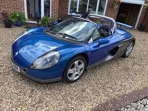 1996 Renault Sport Spider 96 Classic 2 Seat Rear Engine