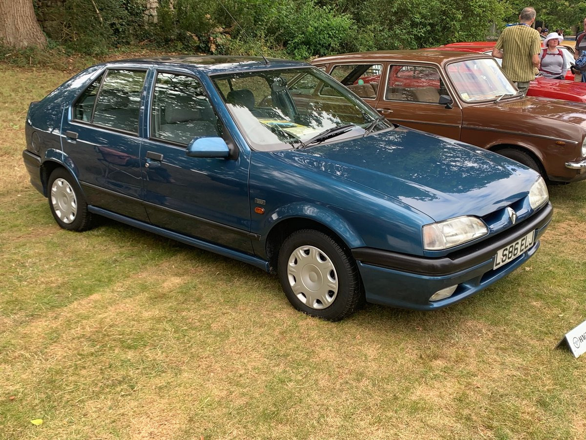1994 Renault 19 1.4 RT Automatic For Sale (picture 1 of 5)