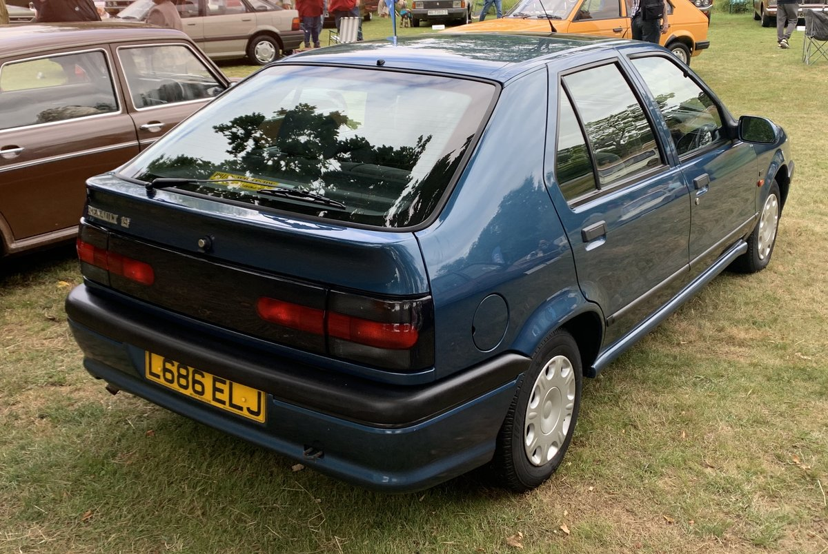 1994 Renault 19 1.4 RT Automatic For Sale (picture 4 of 5)