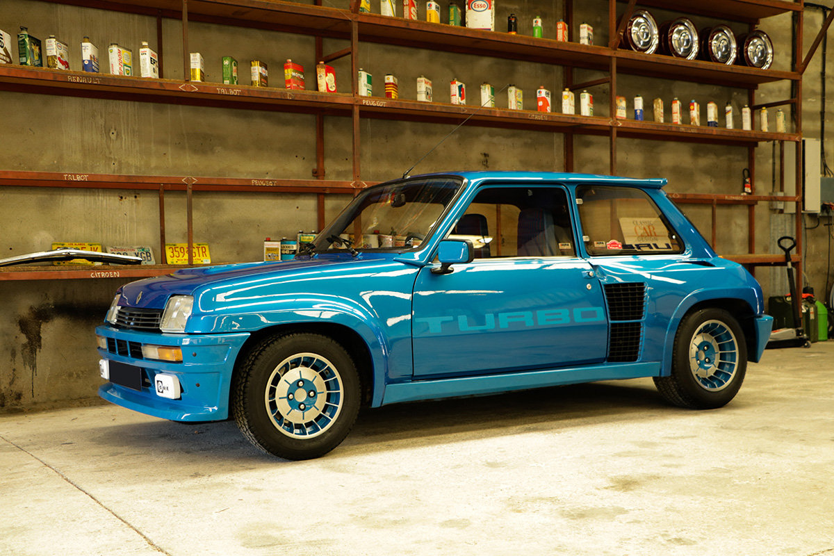 1980 Renault R5 TURBO For Sale (picture 1 of 6)