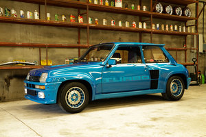 1980 Renault R5 TURBO For Sale