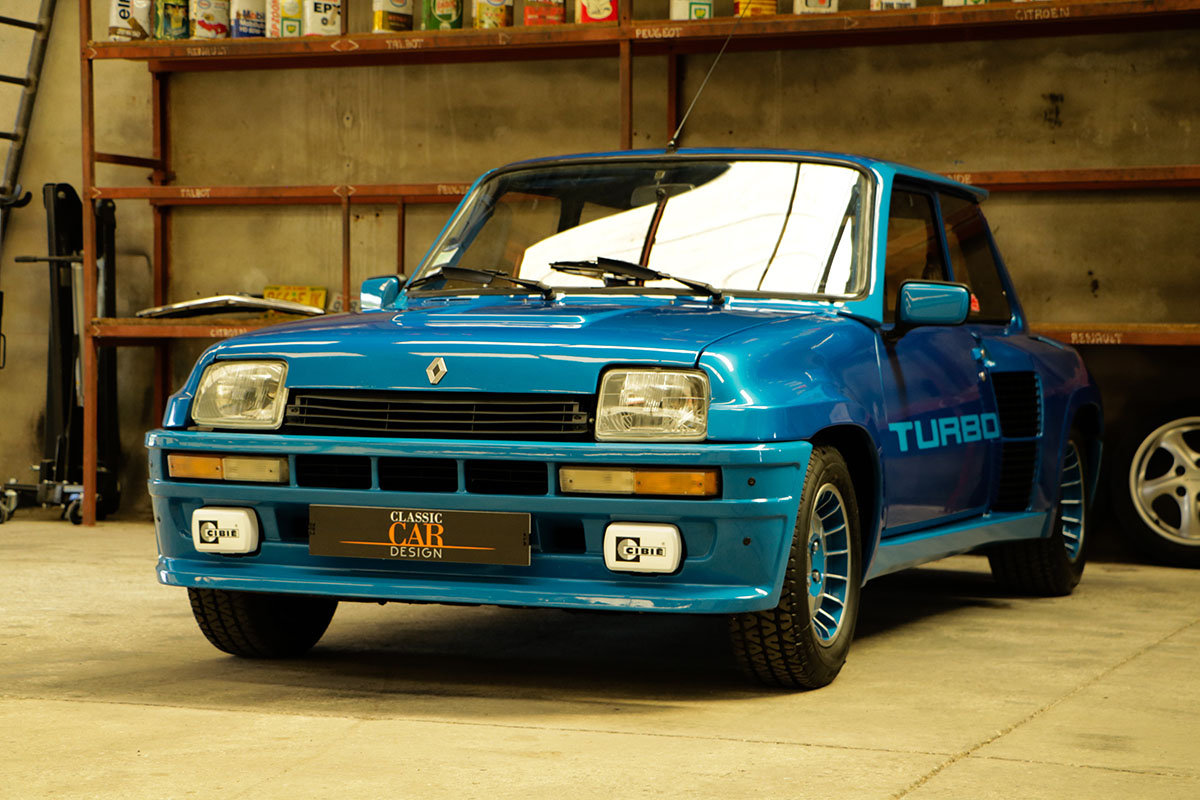 1980 Renault R5 TURBO For Sale (picture 2 of 6)