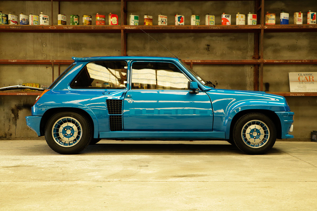 1980 Renault R5 TURBO For Sale (picture 3 of 6)