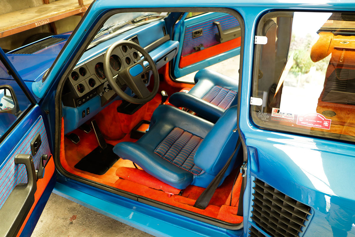 1980 Renault R5 TURBO For Sale (picture 4 of 6)