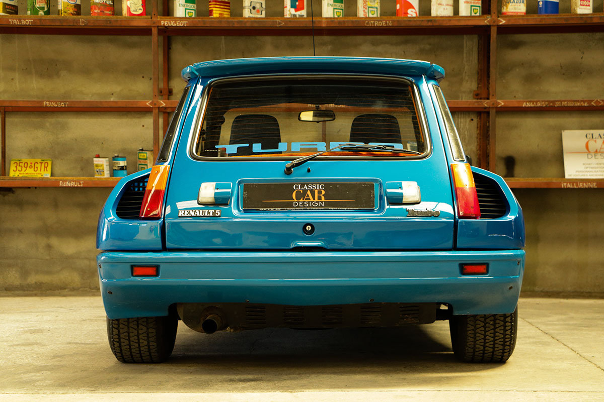 1980 Renault R5 TURBO For Sale (picture 6 of 6)