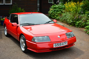 1990 Renault Alpine GTA For Sale by Auction