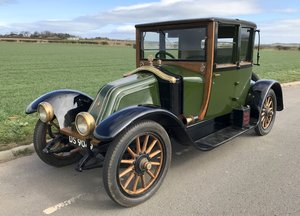 Picture of 1919 Renault EU Drop Head Coupe. PEx or SOLD
