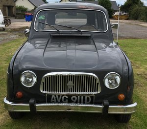 1966 Renault 4 Super For Sale