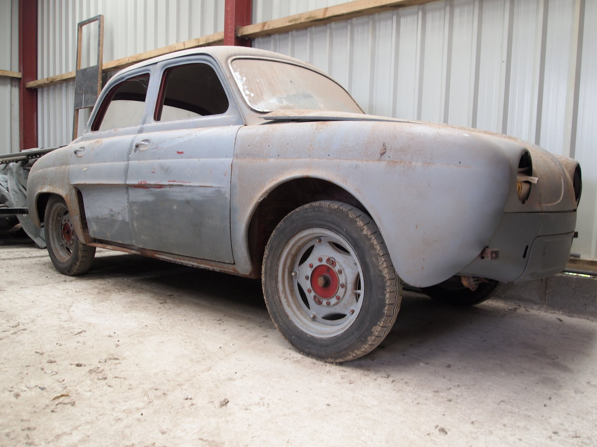 1956 Renault Dauphine - early UK spec Barn Find For Sale (picture 1 of 6)