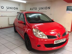 2007 CLIO RENAULTSPORT 2.0VVT 197 For Sale