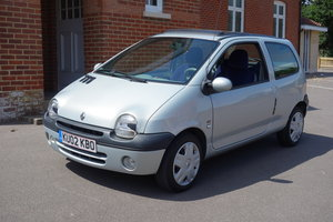 2002 Renault Twingo Mk 1  LHD SOLD