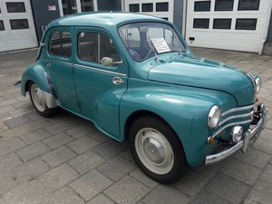 Renault 4c 1960 showcondition      12950 EURO For Sale