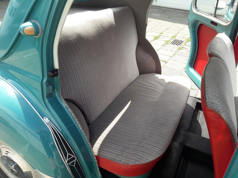 Renault 4c 1960 showcondition      12950 EURO For Sale (picture 4 of 6)