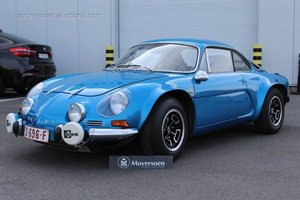 1974 RENAULT Alpine A110 1600 SC For Sale by Auction
