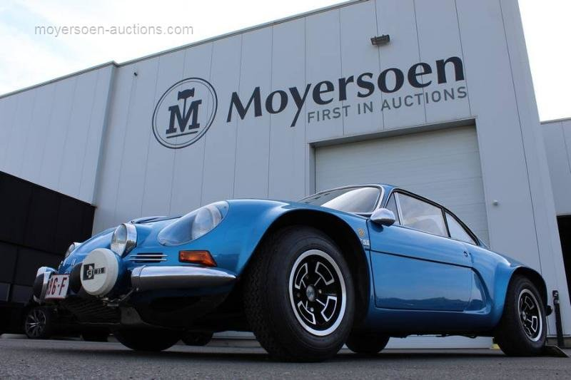 1974 RENAULT Alpine A110 1600 SC For Sale by Auction (picture 4 of 6)