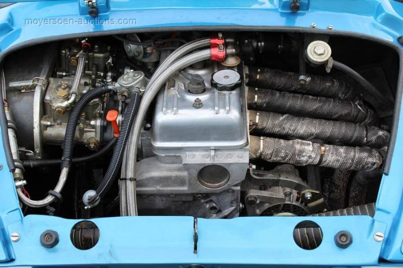 1974 RENAULT Alpine A110 1600 SC For Sale by Auction (picture 5 of 6)