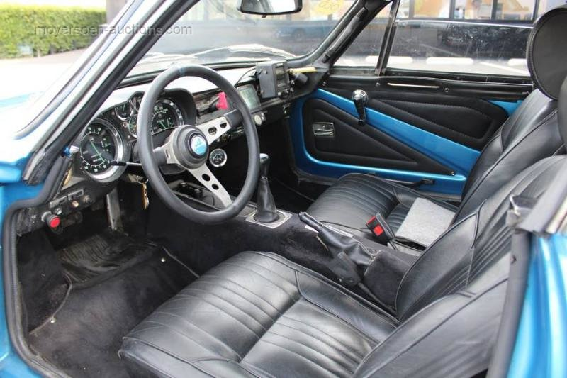 1974 RENAULT Alpine A110 1600 SC For Sale by Auction (picture 6 of 6)