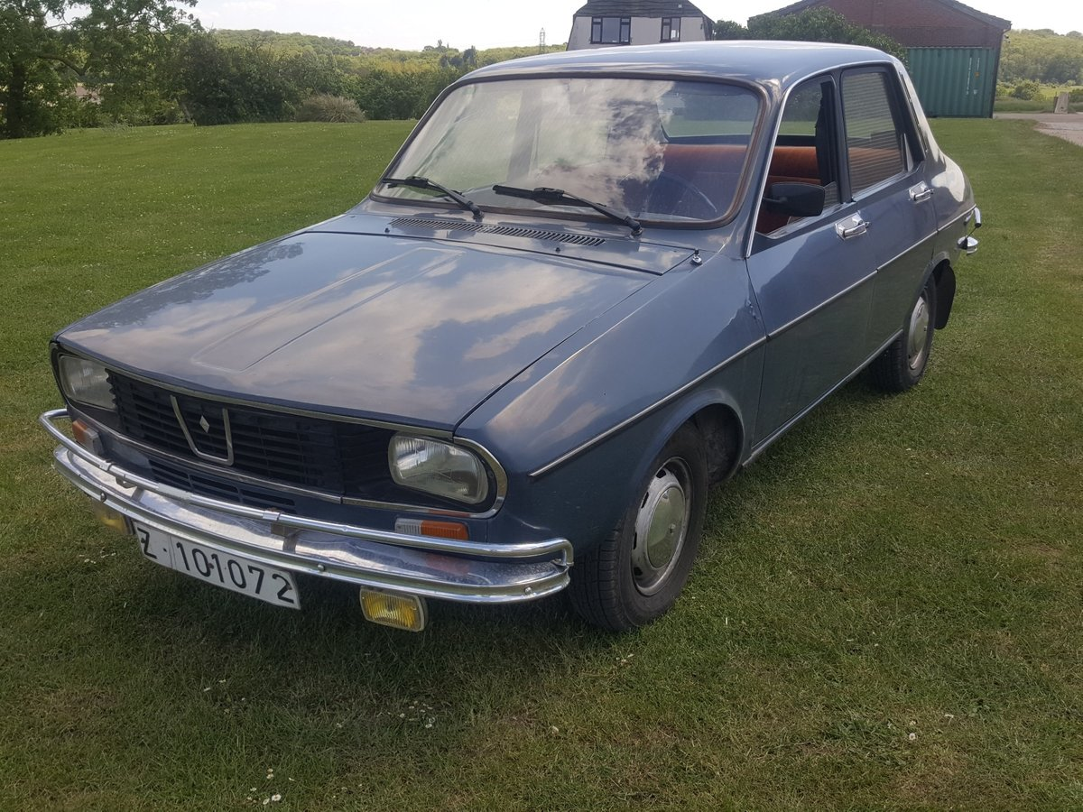 1970 Renault 12. A true survivor  For Sale (picture 1 of 6)