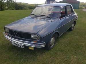 1970 Renault 12. A true survivor  For Sale