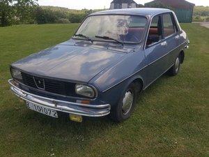 1970 Renault 12. A true survivor