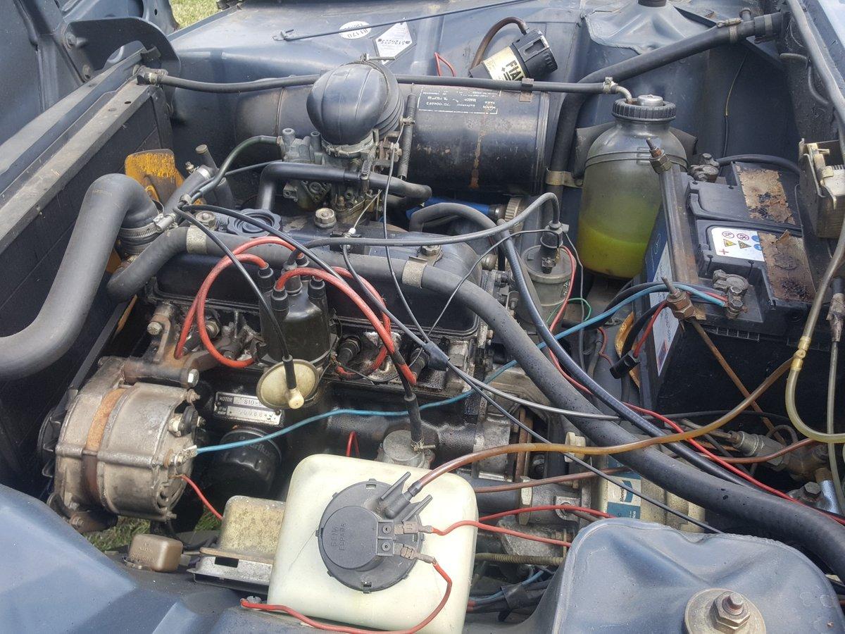 1970 Renault 12. A true survivor  For Sale (picture 5 of 6)