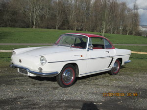 1961 Renault Floride Convertible + Hardtop For Sale