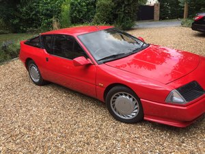 1989 Renault Alpine GTA ATMOS For Sale
