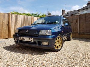 1993 Renault Clio Williams 1 - 45k miles For Sale