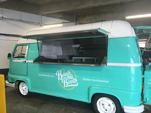 1079 Eye-Catching Renault Estafette Catering Van 1979 For Sale