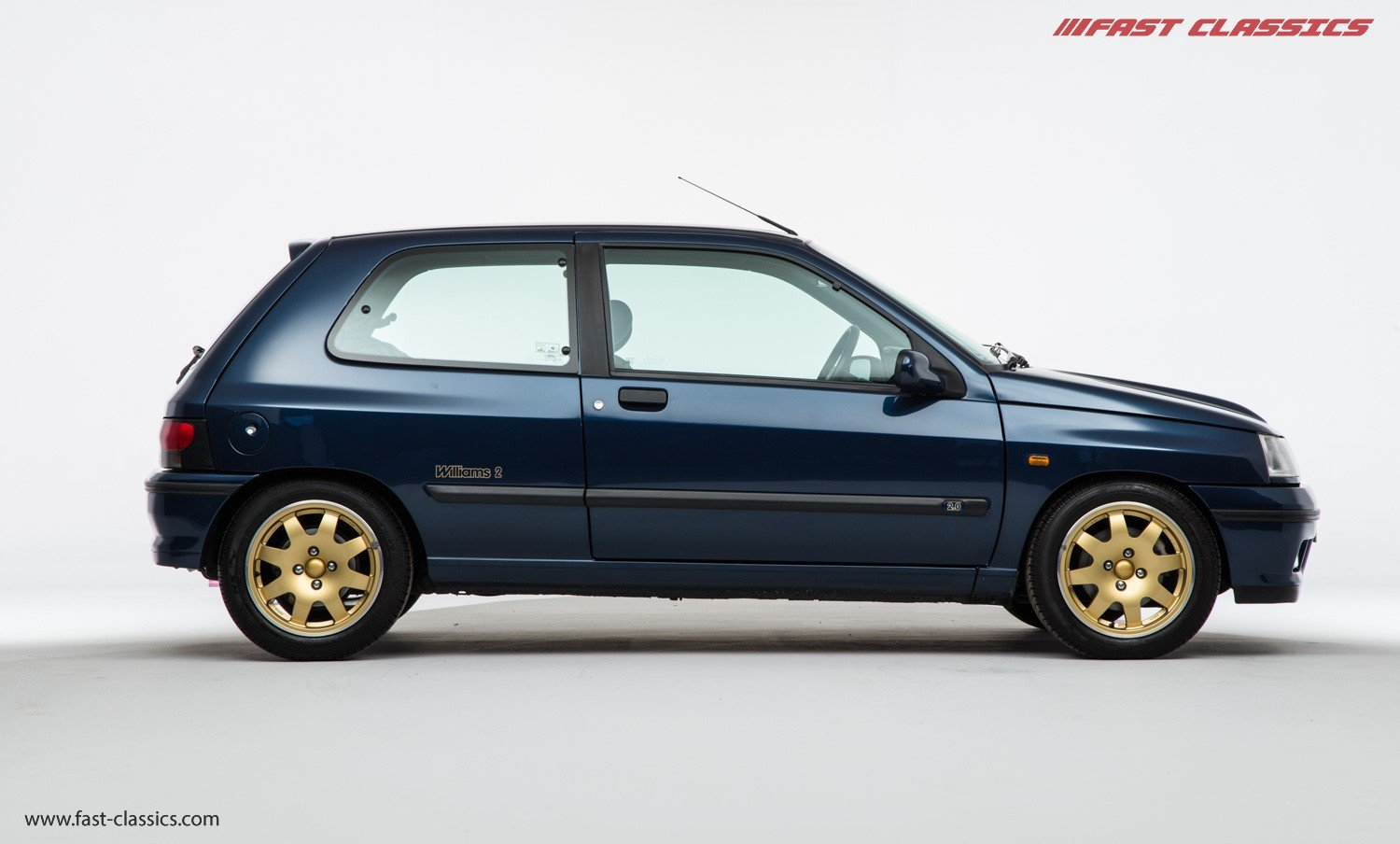 1995 RENAULT CLIO WILLIAMS 2 // ONLY 6K MILES // TIME WARP CONDIT SOLD (picture 1 of 6)