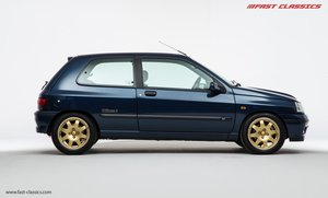 1995 RENAULT CLIO WILLIAMS 2 // ONLY 6K MILES // TIME WARP CONDIT