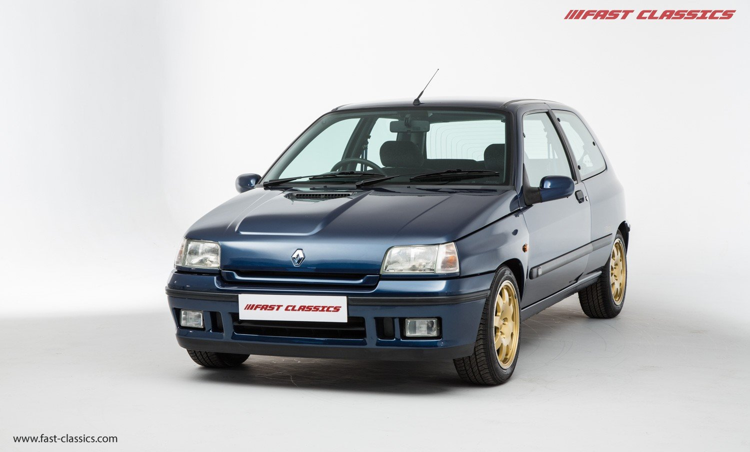 1995 RENAULT CLIO WILLIAMS 2 // ONLY 6K MILES // TIME WARP CONDIT SOLD (picture 2 of 6)