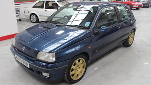 1995 Renault Clio Williams 2 For Sale by Auction