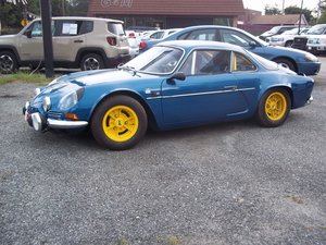 1966 Alpine Renault A-110 1300 For Sale