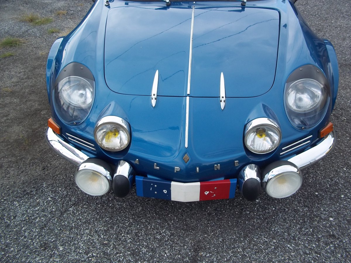1966 Alpine Renault A-110 1300 For Sale (picture 2 of 6)