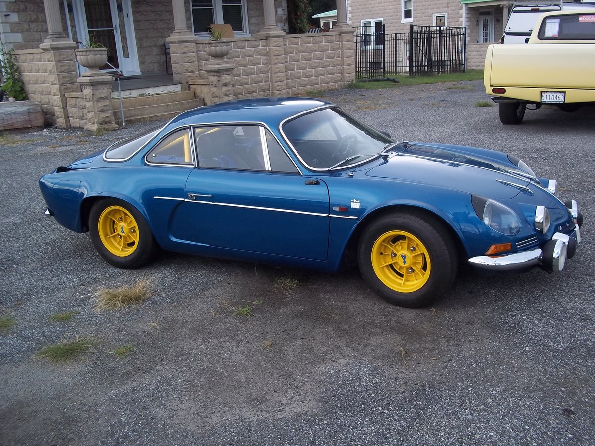 1966 Alpine Renault A-110 1300 For Sale (picture 3 of 6)