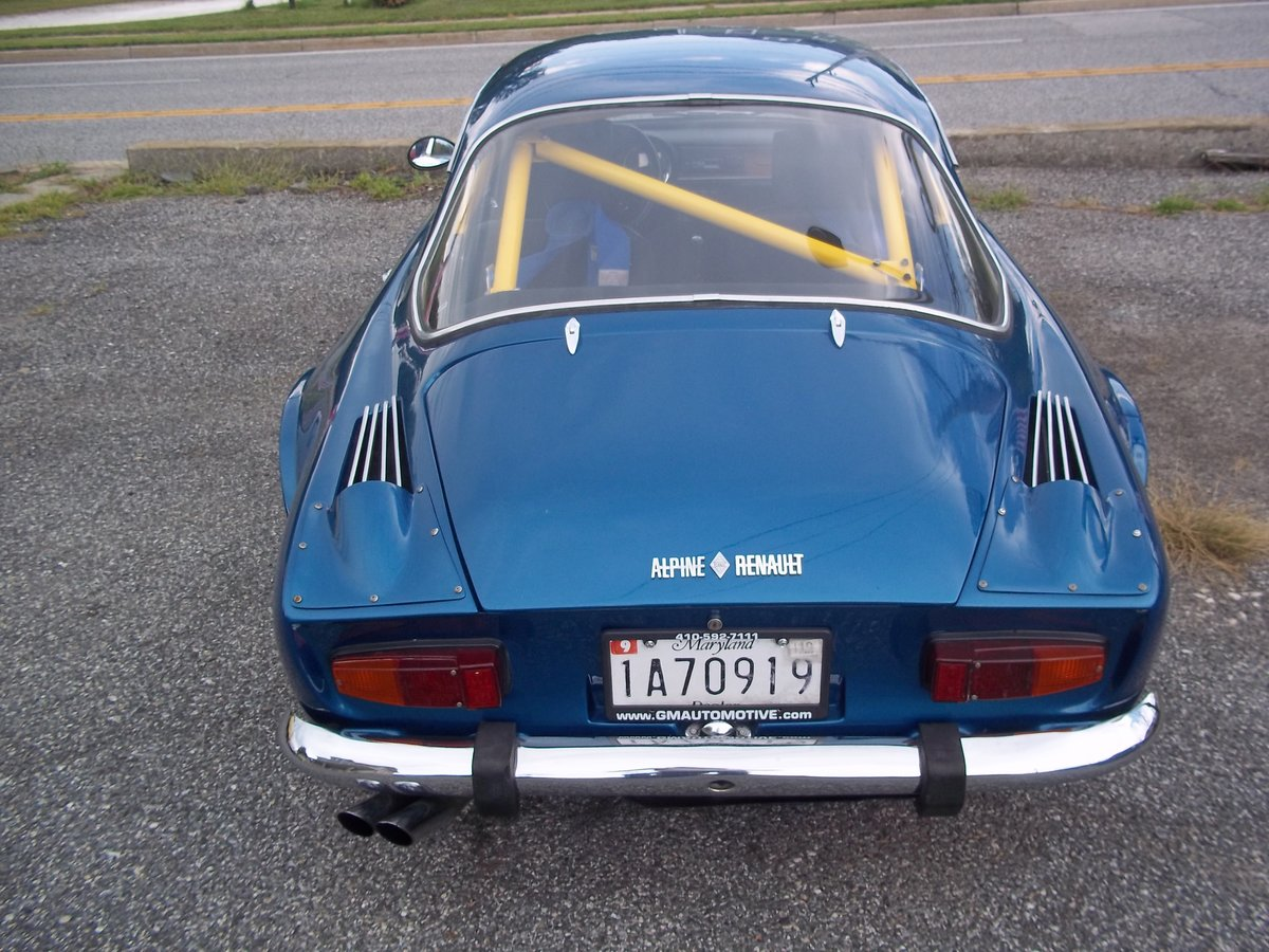 1966 Alpine Renault A-110 1300 For Sale (picture 4 of 6)