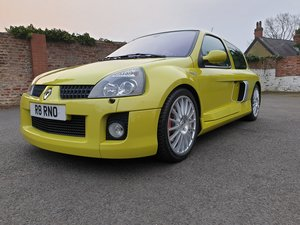 2004 Renault Clio V6 Renaultsport Phase 2 SOLD