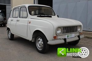 RENAULT 4 850 TL 1985 - MOTORE NUOVO