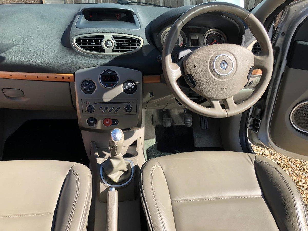 2006 Renault Clio Initiale Special Ed 83k Leather Interior