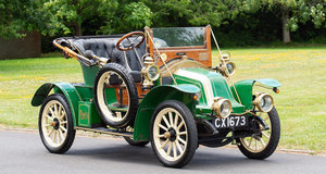 1909 RENAULT AX 8HP TWO-SEATER