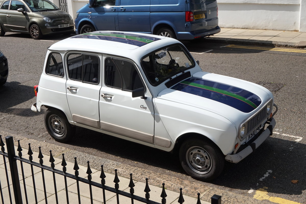 1992 Renault 4 gtl clan (1108cc) For Sale (picture 1 of 6)