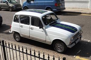 1992 Renault 4 gtl clan (1108cc)