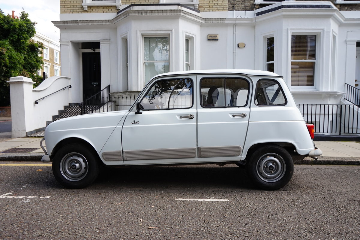 1992 Renault 4 gtl clan (1108cc) For Sale (picture 4 of 6)