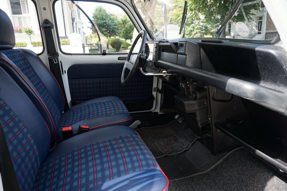1992 Renault 4 gtl clan (1108cc) For Sale (picture 5 of 6)