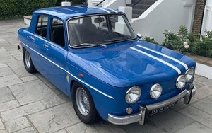 1964 RENAULT 8 GORDINI SPORTS SALOON For Sale by Auction